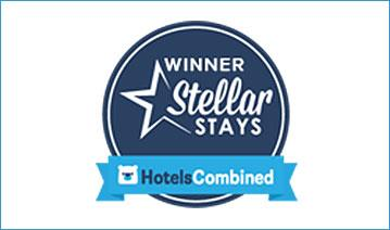 HotelsCombined Recognition of Excellence for 2017