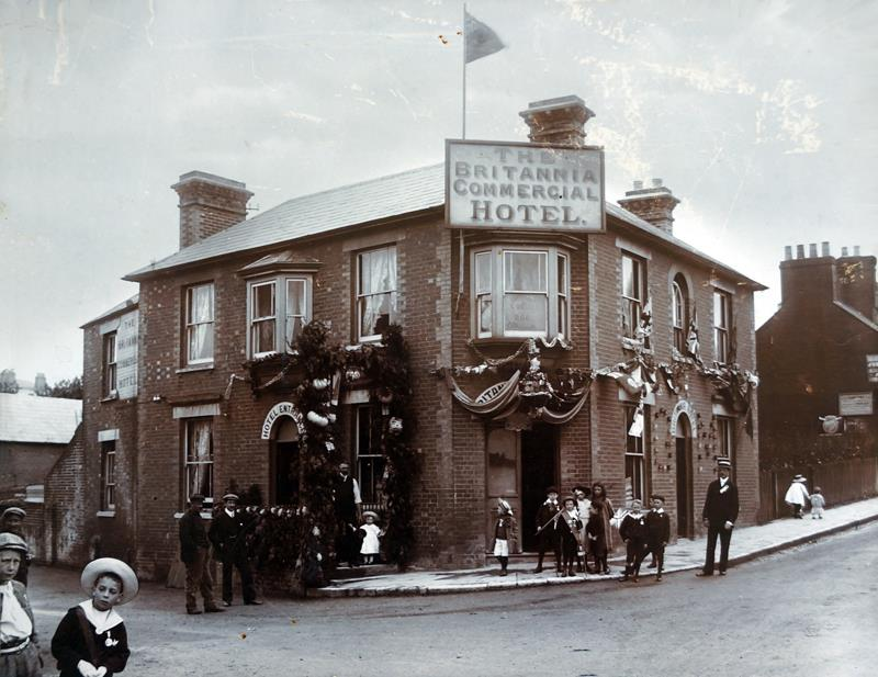 Historic Hotel Lymington
